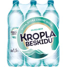 KROPLA BESKIDU Naturalna woda mineralna średniogazowana 6 x1,5l 9l