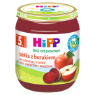 HIPP Przecier owocowo-warzywny jabłka z burakiem po 5 m-cu BIO 125g