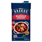 KRAKUS Zupa barszcz czerwony 1l