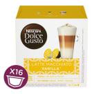 NESCAFÉ Dolce Gusto Latte Macchiato Vanilla Kawa w kapsułkach 104g