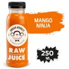 URBAN MONKEY Raw Juice Sok niepasteryzowany, tłoczony na zimno  Mango Ninja 250ml