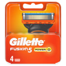 GILLETTE Fusion Power 4 wkłady 1szt
