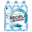 KROPLA BESKIDU Naturalna woda mineralna niegazowana 1.5l