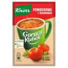 KNORR Gorący Kubek Pomidorowa z makaronem 19g