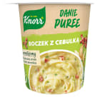 KNORR DANIE Puree ziemniaczane z boczkiem i cebulką 51g