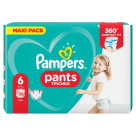 PAMPERS Pants Pieluchomajtki Rozmiar 6 (15kg+) 38 szt. 1szt