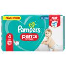 PAMPERS Pants Pieluchomajtki Rozmiar 4 (9-15kg) 46 szt. 1szt