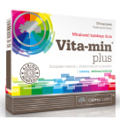 OLIMP Vita-Min plus (zielona herbata i luteina) 30 kapsułek, blistry 1szt