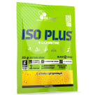 OLIMP Iso Plus+L-Carnitine cytryna, saszetka 35g