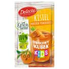 DELECTA Owocowy kubek Kids Kisiel o smaku marchwi i pomarańczy 31g