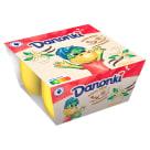 DANONE Danonki Serek o smaku waniliowym 4sztx50g 200g