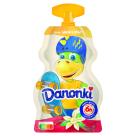 DANONE Danonki Jogurt waniliowy - saszetka 70g