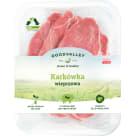 GOODVALLEY Z chowu bez antybiotyków Karkówka wieprzowa w plastrach 400g