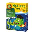 MÖLLER S Möller s Omega-3 Rybki owocowe 36 szt. 1szt