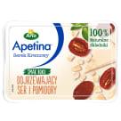 ARLA Apetina Serek kremowy dejrzewający ser i pomidory 125g