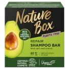 NATURE BOX Regenerujący szampon w kostce 85g