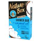 NATURE BOX Kostka myjąca z olejek kokosowym 150g