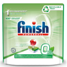FINISH Powerball Tabletki do zmywarek 0% Zero 40 szt. 1szt