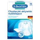 DR.BECKMANN Chusteczki aktywnie wybielające 15 szt 1szt