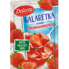 DELECTA Galaretka smak truskawkowy 70g