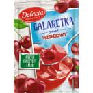 DELECTA Galaretka smak wiśniowy 70g