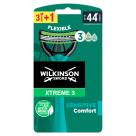 WILKINSON Xtreme 3 Sensitive Maszynka do golenia 3 szt + 1 szt GRATIS 1szt