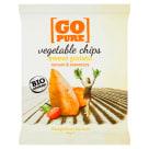 GO PURE Chipsy z batatów bezglutenowe BIO 40g