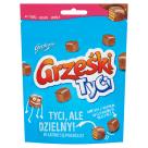GOPLANA Grześki tyci w mlecznej czekoladzie 110g