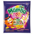MAMBA Magic Sticks Gumy rozpuszczalne o smakach owocowych 150g