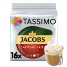 TASSIMO Kawa w kapsułkach Cafe Au Lait 184g