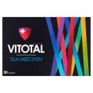 VITOTAL Suplement diety dla mężczyzn 30 tabletek 1szt