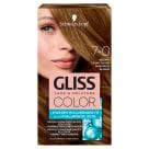 SCHWARZKOPF Gliss Color Farba do włosów 7-0 Beżowy Ciemny blond 60ml