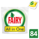 FAIRY Original All In One Kapsułki do zmywarki cytrynowe 84 szt 1 szt