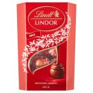 LINDT Lindor Praliny z czekolady mlecznej 200g