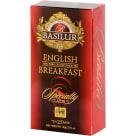BASILUR Eanglish breakfast Herbata czarna 25 torebek 50g