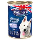 BUTCHER'S Natural & Healthy Karma dla psa z jagnięciną i ryżem pasztet 390g