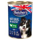 BUTCHER'S Natural & Healthy Karma dla psa z indykiem kawałki w galarecie 400g