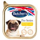 BUTCHER'S PRO SERIES Light Karma dla psów dorosłych pasztet z kurczakiem ryżem i warzywami 150g