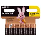 DURACELL AAA/LR03 Baterie Alkaliczne12 szt. 1szt
