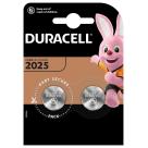 DURACELL 2025 Bateria Litowa 2 szt. 1szt