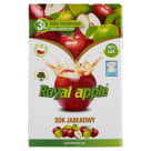 ROYAL APPLE Sok jabłkowy w kartonie tłoczony 3l