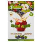 ROYAL APPLE Sok jabłko - aronia w kartonie tłoczony 3l