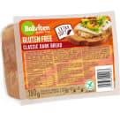 BALVITEN Bezglutenowy chleb kanapkowy ciemny 190g