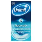 UNIMIL Natural Lateksowe prezerwatywy 12 szt 1szt