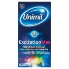 UNIMIL Excitation Max Prezerwatywy 12 szt 1szt