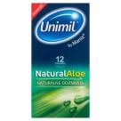 UNIMIL Natural Aloe Prezerwatywy 12 szt 1szt