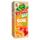PYSIO BIO Sok jabłko - marchew 100% BIO 200ml