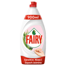 FAIRY Sensitive Płyn do mycia naczyń aloes i jaśmin 900 ml