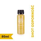 SŁOŃCE Shot witaminowy imbir, cytryna, agawa, cayenne - Odporność 80ml