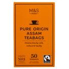 MARKS & SPENCER Herbata czarna Assam, 50 torebek 125g